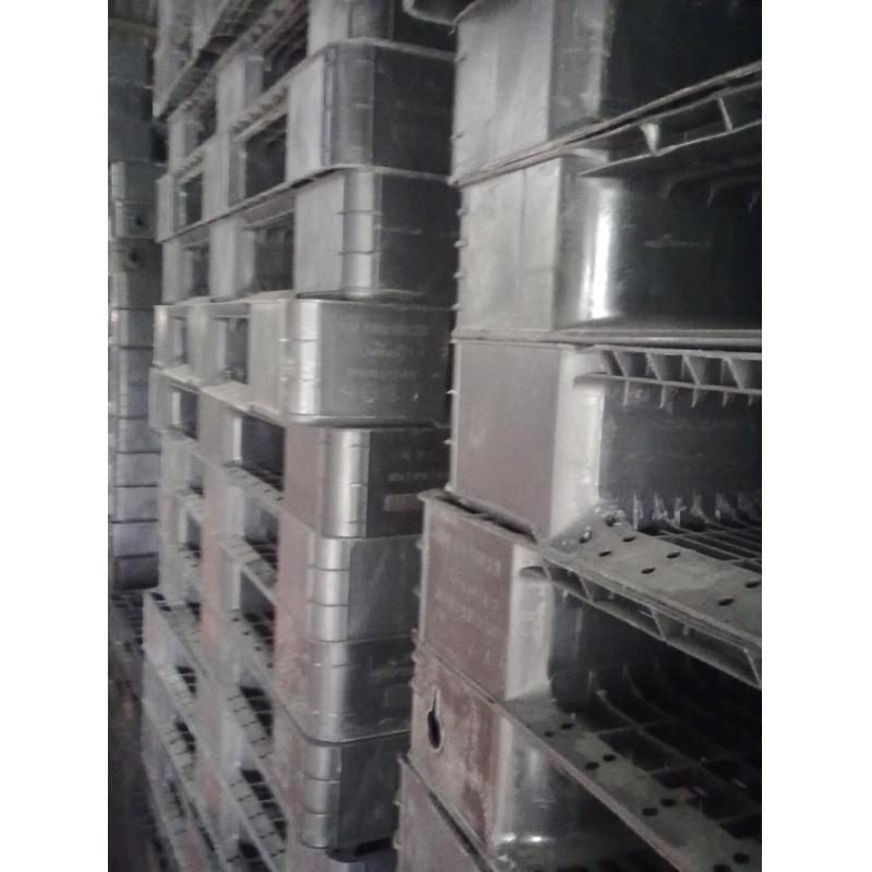 Pallet Nhựa 1,1x1,1x0,12m 001