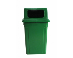 Dustbin 90L with Open lid