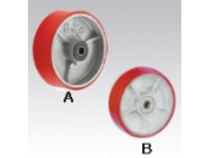 Steel PU Wheel