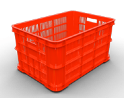 Ventilated  Container HS004-SH