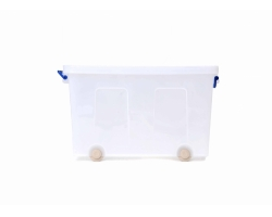 Transparent bucket 95 Liter