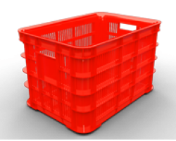 Ventilated  Container HS012-SH