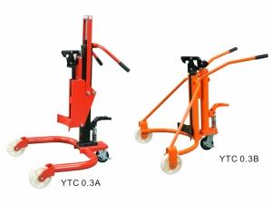 YTC Hydraulic Drum Truck