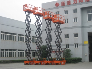Electric Scissor Lift (Electric Scissor Platform)