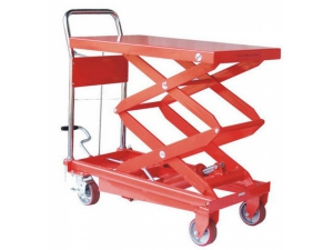 WB350 Pallet truck table