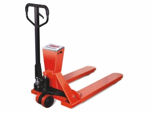 CW Pallet Truck With Scale