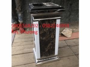 Granite Dustbin