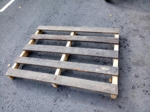 Old Pine wood Pallet